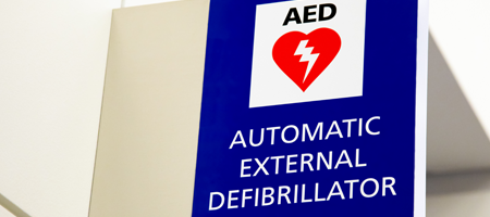AED & Oxygen